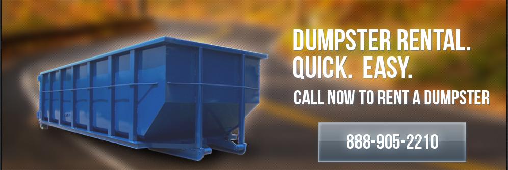 Cheap Dumpster Rentals